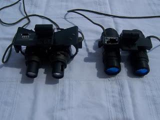 binoculaire vision nocturne