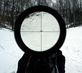 lunette de tir nocturne chasse
