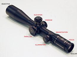 lunette de vision nocturne militaire