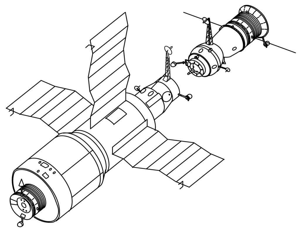 telescope dessin