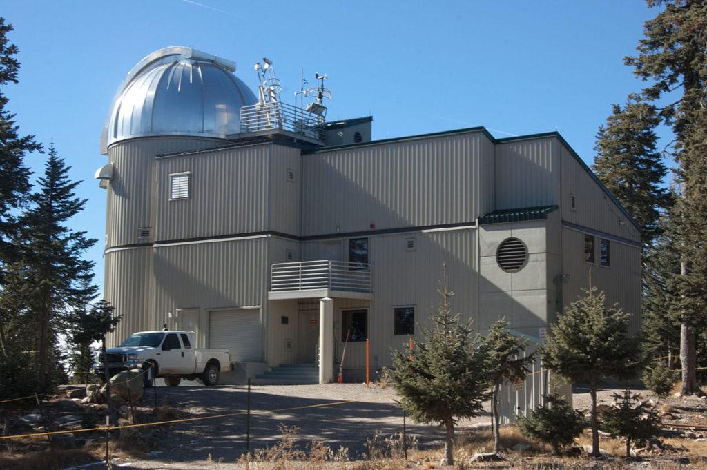 telescope du vatican
