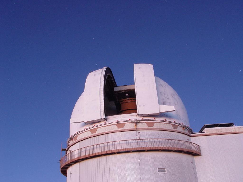 telescope en anglais