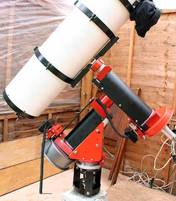 telescope equatorial