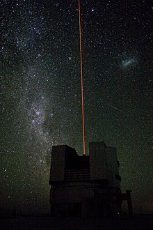 telescope europeen