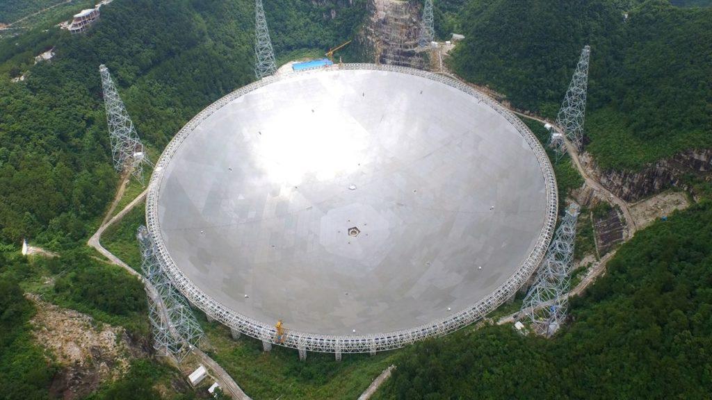 telescope fast