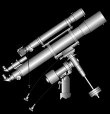 telescope focale
