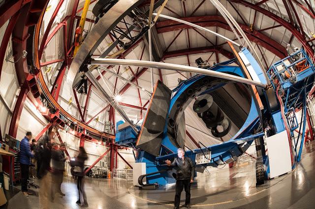 telescope gmt