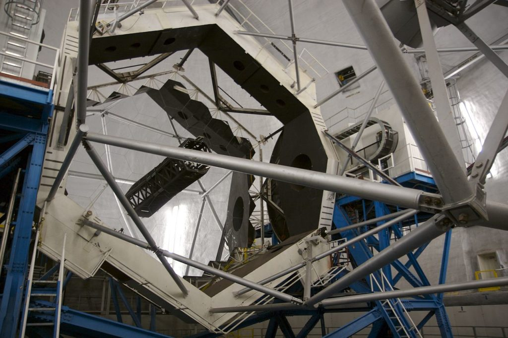 telescope keck