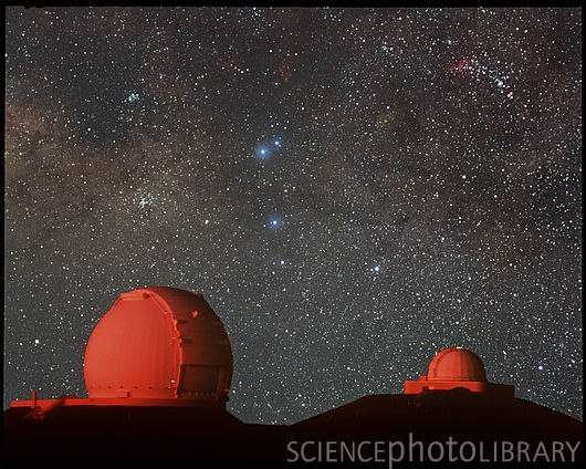 telescope keck hawaii