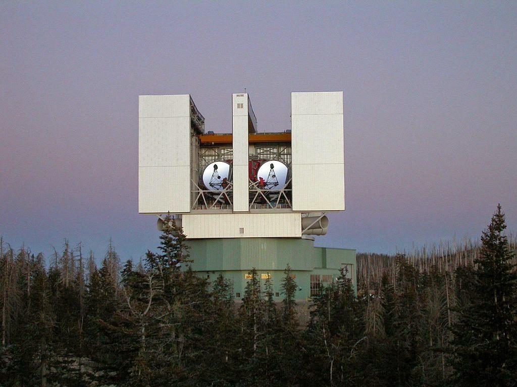 telescope lucifer
