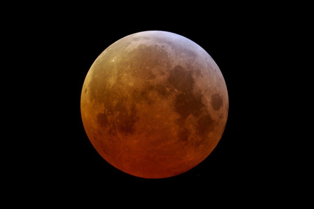 telescope lune