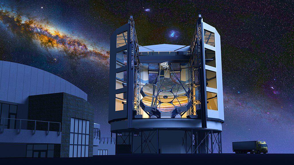 telescope magellan
