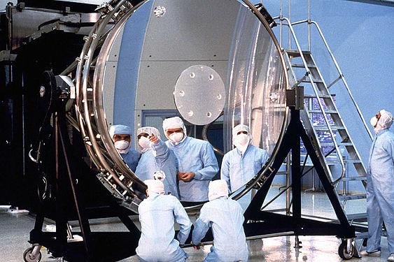 telescope miroir