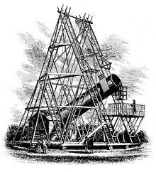 telescope ouverture