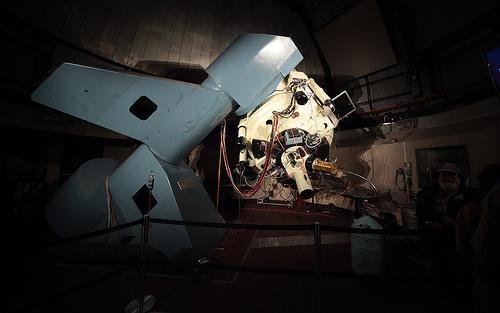 telescope que voit on