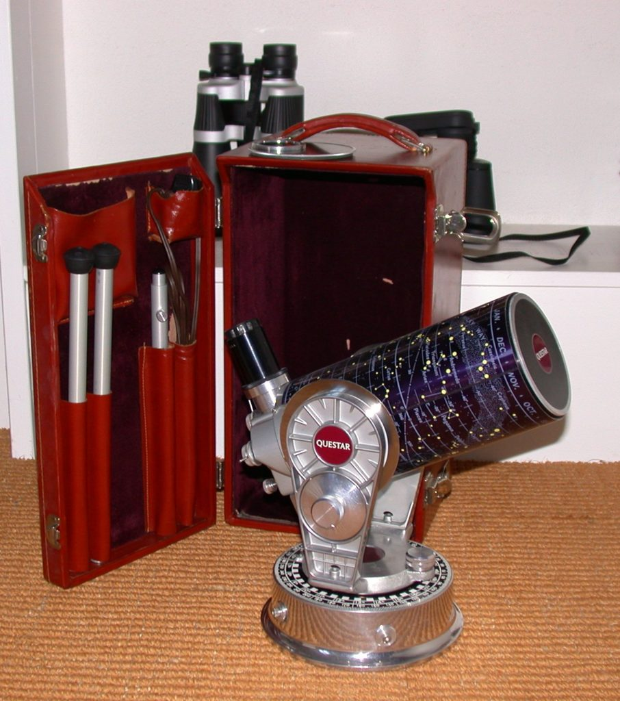 telescope questar