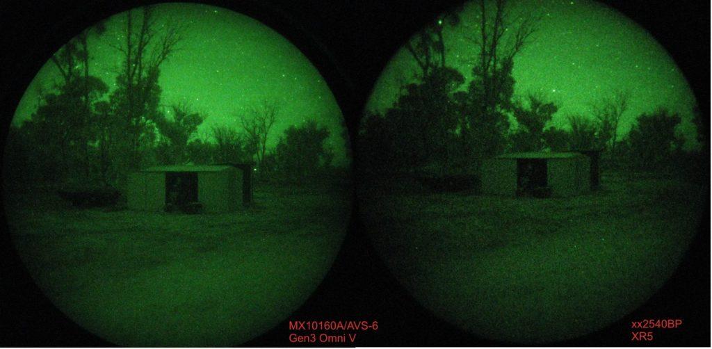 vision nocturne bushnell