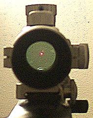 vision nocturne sur lunette de tir