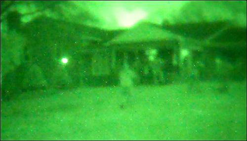 vision nocturne hutte