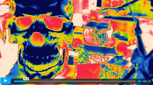 cameras thermique