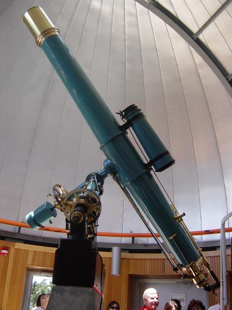 amateur telescope