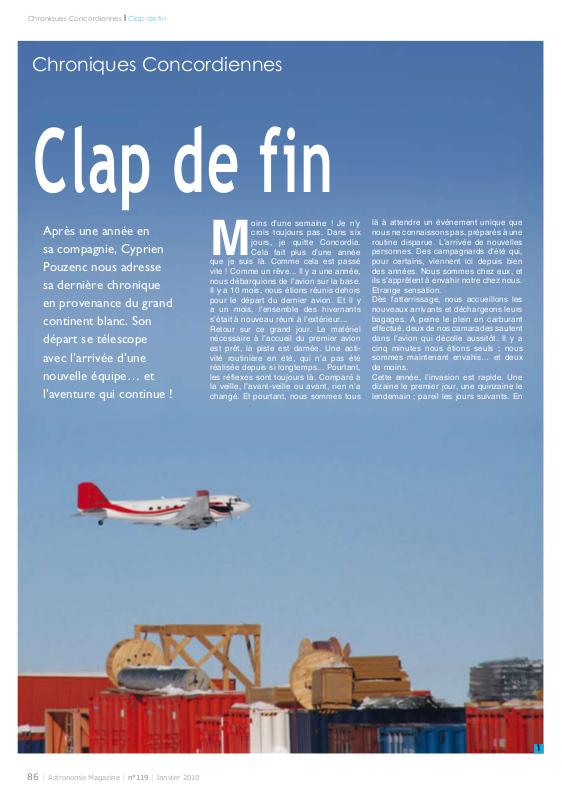 astronomie magazine