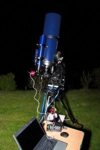 camera ccd astronomie