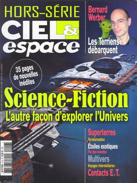 ciel et espace magazine