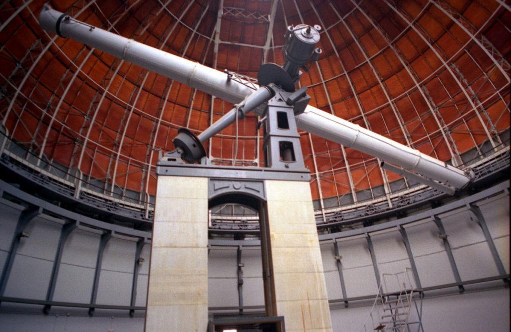 lunettes astronomiques ou telescope