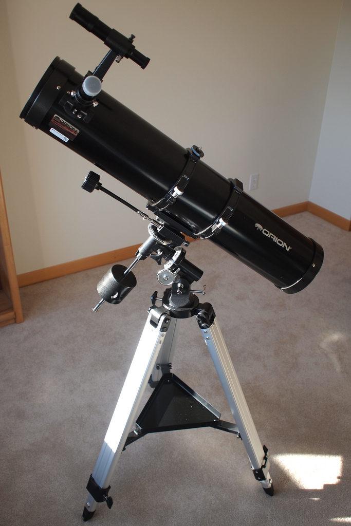 telescope 130
