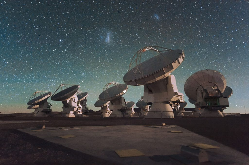 observatoire chili atacama