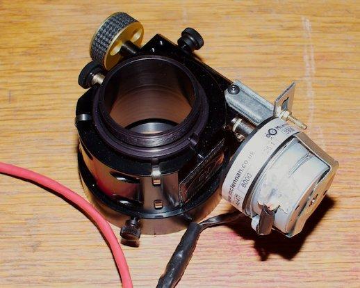camera ccd pour télescope