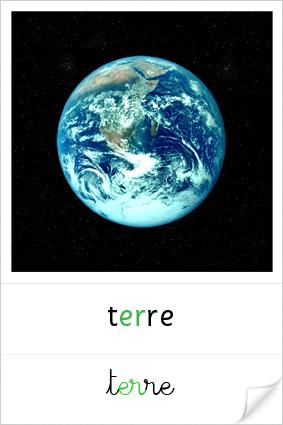 planète système solaire photo