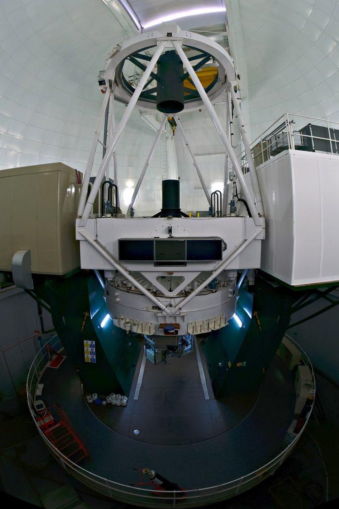 isaac newton télescope