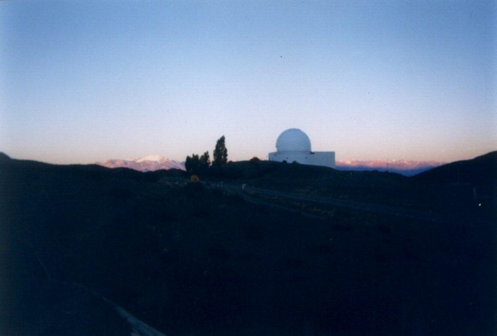 télescopes astronomiques professionnel
