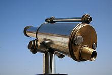 télescope ou lunette astronomique